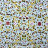 Sundance - Floral Aqua Yardage