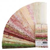 "Tonga Treats Batiks - Posey 2.5"" Strips"