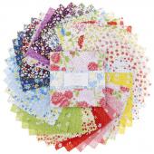 Fleurette 5 Karat Crystals