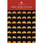 Here Comes the Sun Quilt Pattern by Missouri Star