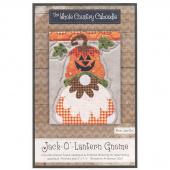 Jack O' Lantern Gnome Precut Fused Appliqué Pack