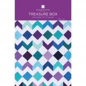 Treasure Box Quilt Pattern by Missouri Star