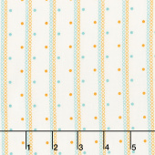 Aunt Grace Backgrounds - Stripes Jade Yardage