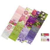 Sweet Pea & Lily Mini Charm Pack