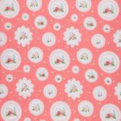 Vintage Keepsakes - Vintage Main Pink Yardage