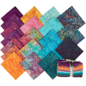 Curiosity Batiks Fat Quarter Bundle