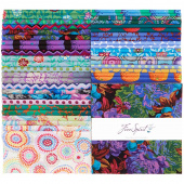 "Kaffe Fassett Collective February 2020 Cool 10"" Squares"
