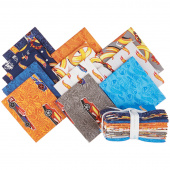 Hot Wheels Fat Quarter Bundle