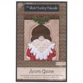 Acorn Gnome Precut Fused Appliqué Pack