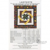 Labyrinth Pattern - Calico Carriage Quilt Designs — Missouri Star ... : calico carriage quilt designs - Adamdwight.com