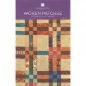 Woven Patches Quilt Pattern by Missouri Star