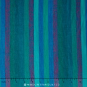 Kaffe Wovens - Broad Stripe Blue Yardage