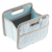 Plush Mini Foldable Box - Candy Mint