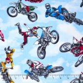 Sports - Motocross Sky Yardage