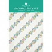 Grandmother's Fan Quilt Pattern by MSQC