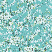 Serene Spring - First Flourish Breeze Yardage