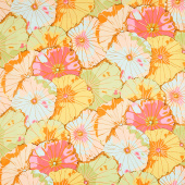 "Kaffe Fassett - Lotus Leaf Jade 108"" Wide Backing"
