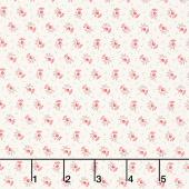 Sweet Sixteen - Fan Foulard Red Yardage