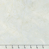 Freedom Batiks - Whip Cream Yardage