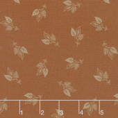 Flower Garden Gatherings - Lilac Branch Marigold Yardage