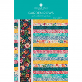 Garden Rows Quilt Pattern by Missouri Star