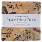 Sweet Blend Batiks Charm Pack