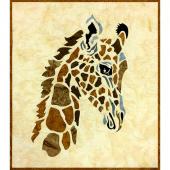 Giraffe SewFari Laser Cut Kit