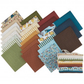 Colorful Cats Fat Quarter Bundle