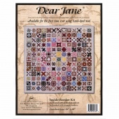 Dear Jane Plain Border Kit