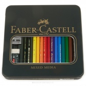 Polychromos Color Pencils - 16ct Mixed Media Set