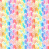 Art Theory - Rainbow Feather Day Yardage
