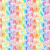 Art Theory - Rainbow Feather Day Yardage