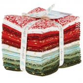 Shiny Objects Holiday Twinkle Metallic Fat Quarter Bundle