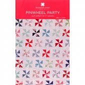 Pinwheel Party Pattern by MSQC