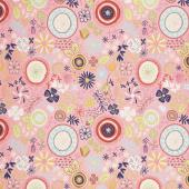 Sew Retro - Main Pink Yardage