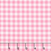 Bake Sale 2 - Gingham Pink Yardage