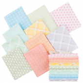 Color Spectrum Favorites Pastels Fat Quarter Bundle
