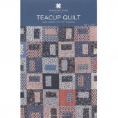 Teacup Quilt Pattern by Missouri Star