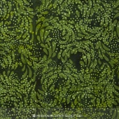 Beaujolais Batiks - Splash Spinach Yardage