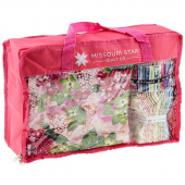 Missouri Star Precut Storage Bag - Large Pink