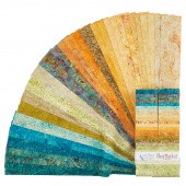 Flea Market Batiks Strips
