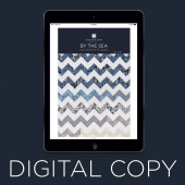 Digital Download - By the Sea Quilt Pattern by MSQC