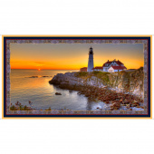 Art Works VII - Lighthouse Multi Digitally Printed Panel