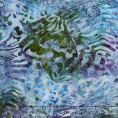 Tigerfish Batiks - Ripple Ocean Yardage