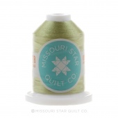 Missouri Star 40 WT Polyester Thread Pewter Green