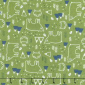 In the Forest - Fox Green Yardage