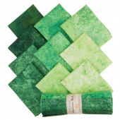 Stonehenge Gradations Brights - Rainforest Rolls (Fat Quarter Bundle)