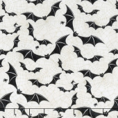 Raven's Claw - Going Batty Cream Yardage