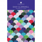 Easy Clamshell Quilt Pattern by Missouri Star