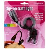 All Purpose Clip On LED Light